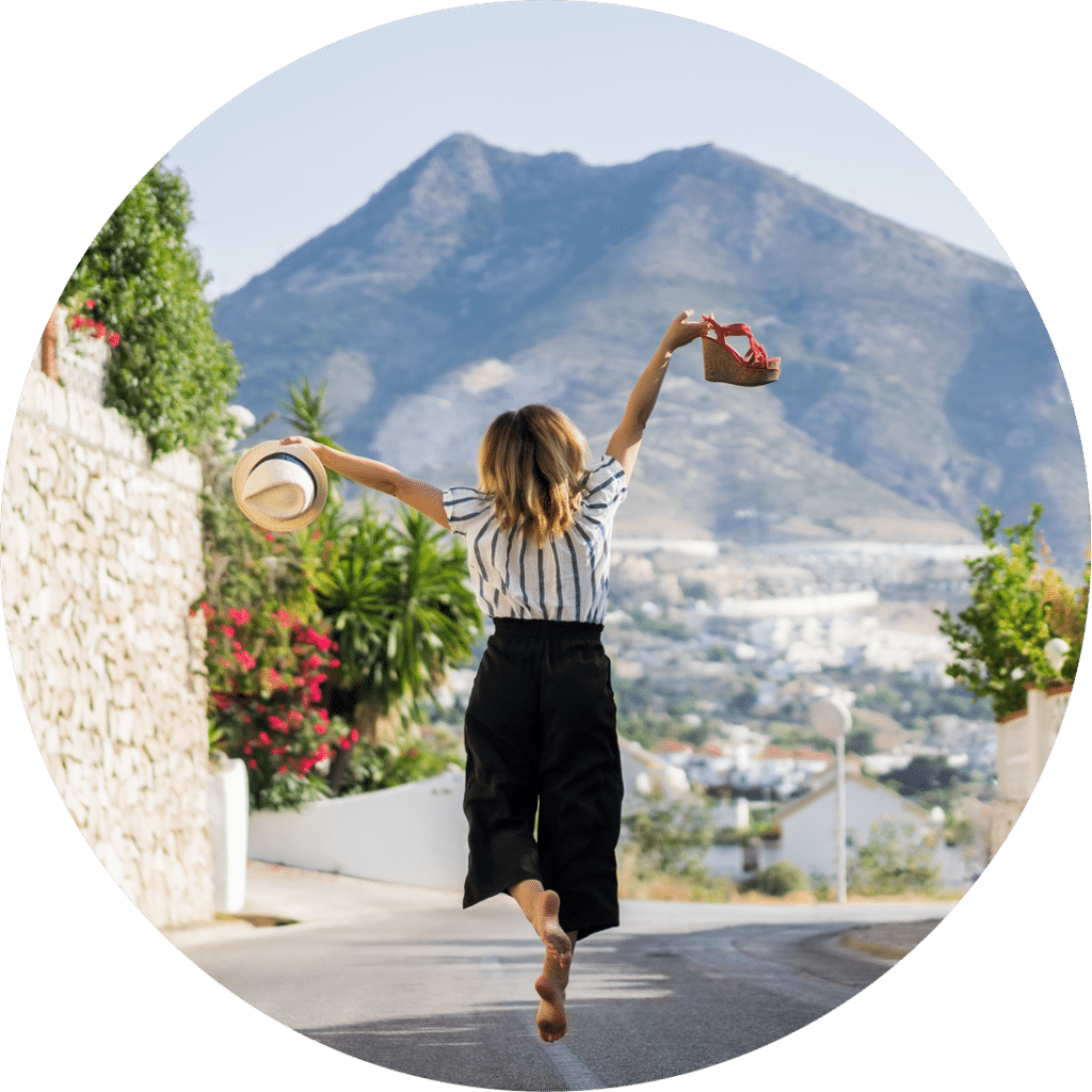 Se réinventer pour changer juste ce qu'il faut pour se sentir bien ! programme renouv'l au portugal coaching d'éveil coaching existentiel - www.pertinentstrategy.com